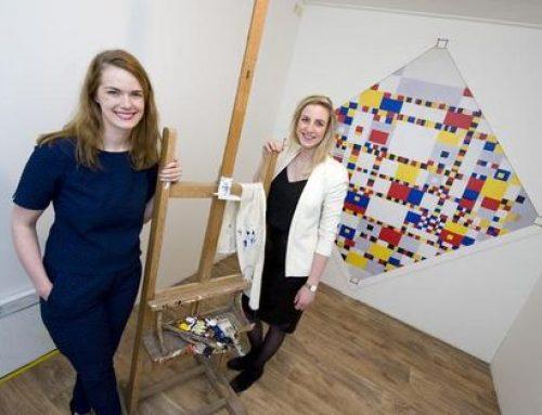 'Escaperoom in huis Mondriaan'