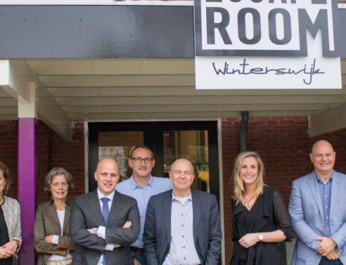 'Burgemeester en wethouders opgesloten in escaperoom'