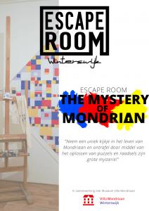 mondriaan escape room